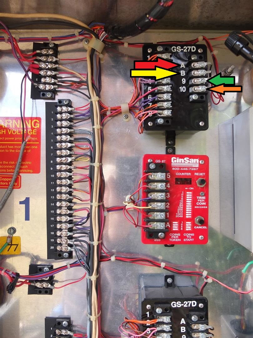 Ginsan The Ultiamte 3 Bay Problems Page 5 Timer Electrical Wiring Red Black Next Task Remove Gs 401 Lol