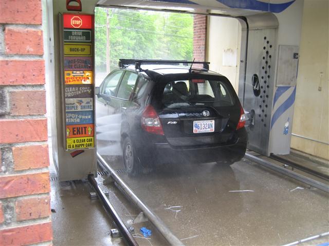 I Wash My Car Tomorrow Work